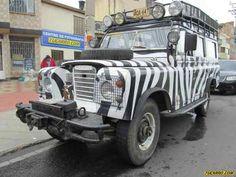 Land Rover Santana 1979 - $ 27.000.000