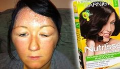 Los tintes para el cabello están hechos de 5000 tipos de productos químicos que causan cáncer! Usa esto en su lugar