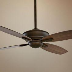 "52"" Minka Aire New Era Energy Star Bronze Ceiling Fan"