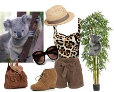 """""""Koala Passion"""" by coolmommy44 ❤ liked on Polyvore"""