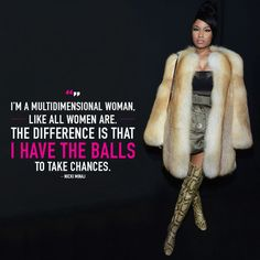10 Badass Nicki Minaj Quotes Every Woman Needs in Her Life - Cosmopolitan.com