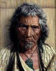 Memories, Rakapa (An Arawa Chieftainess) - Charles Goldie.ive seen Goldie painting up close and their realism is amazing. very beautiful paintings. New Zealand Tattoo, New Zealand Art, Nz Art, Art For Art Sake, Polynesian People, Anthropologie, Maori People, Maori Art, Kiwiana