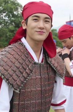 ParkHyungSik Hwarang: The Poet Warrior Youth (Hangul: 화랑; Hanja: 花郞; lit. Hwarang) is a South Korean television series starring Park Seo-joon, Go Ara and Park Hyung-sik.