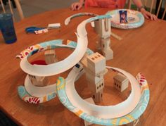 "Transport Engineer Challenge: Build a Mini Transport System "" Constructing marble runs, model railroad sets, and model car tracks are great ways to start designing transportation systems. Tunnels,..."