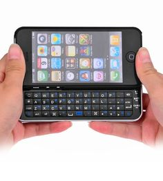 iPhone 5 Bluetooth Keyboard Case - Save 71% only $29.00