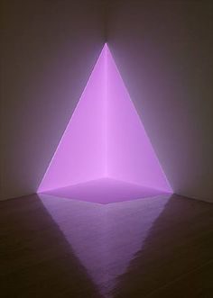 James Turrell... space-form-light, just a genious...