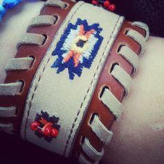 Mon bracelet indien