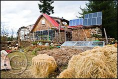 Off the grid homesteading. Blog with some great info.