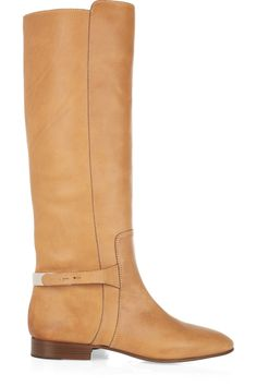 Chloé Tucson leather and metal boots. So beyond anything I could even fathom spending, but still... Le swooooon
