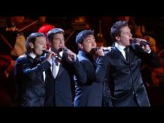 IL DIVO - Passera with Lyrics, Live at The Greek Theatre - YouTube