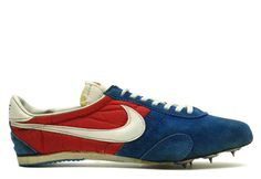 NIKE Pre Montreal 1974-76 | Japan | Track and Field   The Collection of Jed L.
