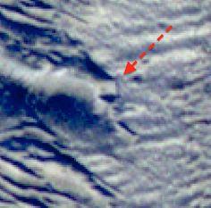 Formação anômala é encontrada em foto da superfície da Lua