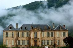 Couple Undertakes Historic French Chateau Renovation | SF Globe...It will be so beautiful when finished