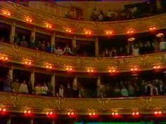 Československá hymna | from the National Theatre in Prague, December 3, 1989. National Theatre, Prague, December, Fair Grounds, Culture, History, Historia, History Books