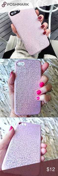 iPhone 7/8 Mermaid Scales Soft TPU Leather Case ▪️Fits iPhone 7 or 8 Models  ▪️Bright, Iridescent Scale Design     ▪️Soft Leather Texture Feel, Soft Backing To Protect Phone     ▪️Same or Next Business Day Shipping , Check My Stats! Accessories Phone Cases