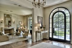 Buyer Builders --- Interior Finshes by  Segretto Finishes --- Photos by Marquez Colby