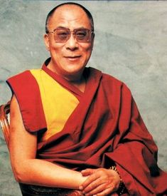 """The Dalai Lama, the spiritual leader of a branch of Tibetan Buddhism. The link leads to information about the documentary """"Dalai Lama Renaissance. 14th Dalai Lama, Spiritual People, Spiritual Power, Spiritual Health, Tibetan Buddhism, Great Leaders, Daily Prayer, Good People, Thoughts"""