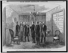 -- from Andrew Johnson by Annette Gordon-Reed. Andrew Johnson was drunk during his March 1865 inauguration as Vice President. Moments after his disgraceful performance, Abraham Lincoln uttered. Presidents Wives, American Presidents, American History, Chief Justice, New President, New South, Original Artwork, The Unit, War