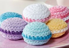 Here we will discuss with Top 20 Spring Crochet Ideas For Everyone of the very striking and remarkable diy spring crochet ideas for not only people who are Crochet Craft Fair, Crochet Food, Easter Crochet, Crochet Crafts, Crochet Projects, Crochet Ideas, Scrubbies Crochet Pattern, Crochet Mandala Pattern, Crochet Poncho Patterns