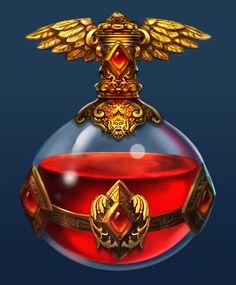 2016 Slot Game Graphic Design on Behance Magic Bottles, Match 3, Symbol Design, Bottle Design, Slot, Behance, Graphic Design, Games, Gaming