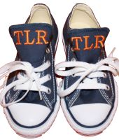 Monogrammed Converse All Star