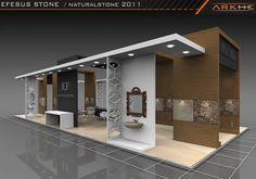 Efesus Exclusive Exhibition Stand Design @ Fair istanbul Turkey | Arkhe Mimarlık  http://www.fairistanbulturkey.com/project.aspx?projeId=27