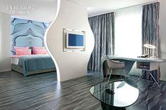 Fun Hotel Room