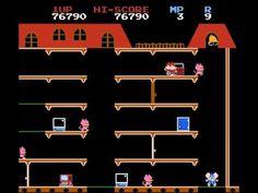 NES - Mappy