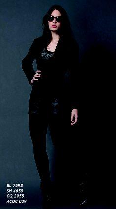 coleção inverno 2012 Missbella - blazer mara