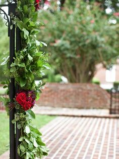DIY wedding arbors