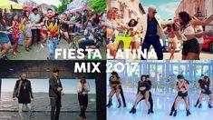 FIESTA LATINA 2017 - 2018 🔥 Lo Mas Nuevo Mix 🔥 Musica Más Escuchadas