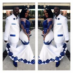 New White Satin Royal Blue Lace Aso Ebi African Prom Dresses Long Illusion Sleeves Applique Evening Formal Gowns Pageant Celebrity Dress Yellow Prom Dresses Ball Gown Prom Dresses From - African Prom Dresses, Latest African Fashion Dresses, African Dresses For Women, African Print Fashion, Blue Dresses, African Women, Dresses Uk, Yellow Dress, Short Dresses