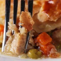 One-Skillet Chicken Pot Pie | One-Skillet Chicken Pot Pie