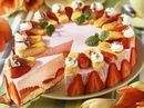 YUMMY german strawberry cake  recipe