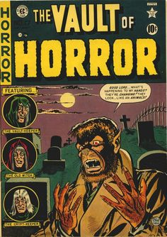The Vault Of Horror #17