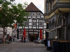 McDonald's Hameln, Germany - Is it any wonder I want to live here???
