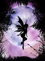 fairy silhouette - Google Search