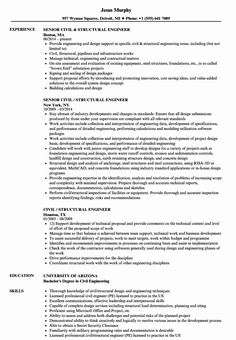 Civil Engineer Resume Examples Best Of Civil Structural Engineer Resume Samples Executive Resume, Account Executive, Civil Engineer Resume, Key Account, Security Report, Resume Objective Statement, Sales Resume Examples, Customer Service Resume, Job Resume Samples