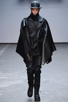 KTZ - Fall 2015 Menswear - Look 45 of 49