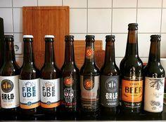 Time to put these guys in the fridge #craftbeer #berlin #brlo #schoppebräu #vonfreude #bierfabrik #neuzeller