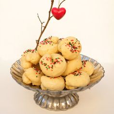 Vittles and Bits: Italian Knot Cookies