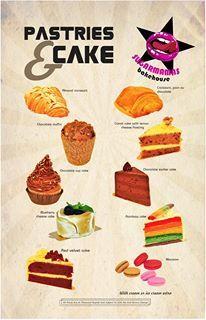 PASTRIES CAKE
