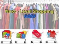 Next-Level Shopping: Exciting GOSF Pre-Party Picks to Look For
