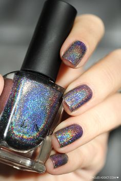 ILNP Maiden Lane. Into holos these days.