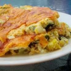 Luby's and Piccadilly Cafeteria Copycat Recipes: Corn and Zucchini Casserole