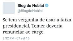 """RegisGalo13 no Twitter: """"@zehdeabreu Talvez o @BlogdoNoblat não tenha sido…"""