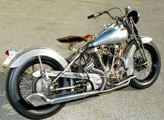 The New Crocker Motorcycle