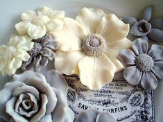 Beautiful soap