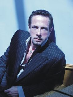 Clive Barker, one of the coolest people I ever met! Amazing!