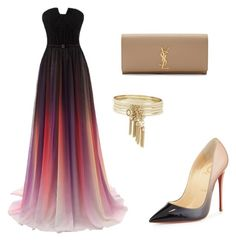 """Charity ball"" by rashadmarquis on Polyvore"